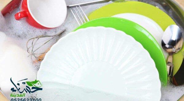 تنظيف المطبخ بسرعة وسهولة